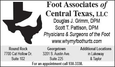 Foot Associates of Central Texas