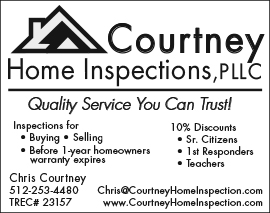 Courtney Home Inspections