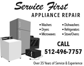 Services First Appliance Repair
