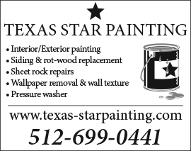 Texas Star Painting